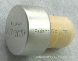 涂层铝成瓶塞 TBPC14.7-22.5-15.5-11.8 1