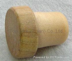 木頭帽瓶塞 TBW19.8-28.2-20.6-10.3 1