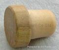 木头帽瓶塞 TBW19.8-2