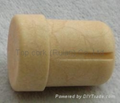 cork stopper with a releasing air groove TBTGR19.7-20.6-20-9