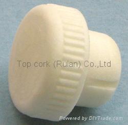 放氣槽瓶塞 TBTGR19.9-29-13.4-10.2 2