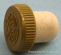 塑料帽瓶塞 TBP19.0-28.9-20.2-10 1