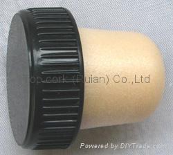 塑料帽瓶塞 TBP20-28.5-19.4-10.1 4