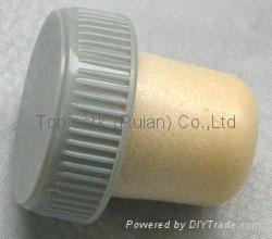 塑料帽瓶塞 TBP20-28.5-19.4-10.1 5
