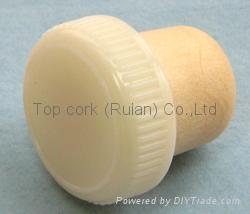 塑料帽瓶塞 TBP22-30.5-20.6-10.1 1