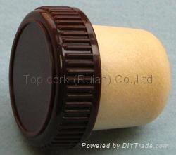 塑料帽瓶塞 TBP22-30.5-20.6-10.1 5