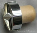 plastic cap cork bottle stopper TBP19.3-31-20-13