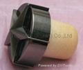 plastic cap cork bottle stopper TBP19.3-31-20-13