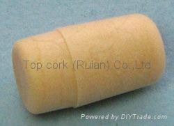 cork stopper for adhesive joining TBX15-14.4-18.4-8.2 1