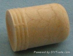 cork stopper for adhesive joining TBX19-19.3-20.3-6.1 1