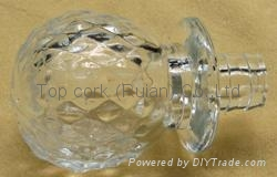 玻璃帽瓶塞 TBGL24-37.8-43.3-21.5-70.3 1