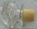 玻璃帽瓶塞 TBGL24.4-