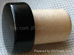 涂层铝成瓶塞 TBPC16.2-23.5-20-9.3