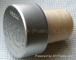 塗層鋁成瓶塞 TBPC18.2-27.7-20-13.5 3
