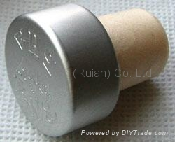 塗層鋁成瓶塞 TBPC18.2-27.7-20-13.5 4