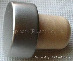 涂层铝成瓶塞 TBPC19.3-30.3-20.7-13.8 2