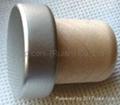 coated aluminium cap cork bottle stopper TBPC21.6-31-22.2-10.5