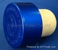 电镀铝帽瓶塞TBE22.4-3