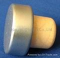 塗層鋁成瓶塞 TBPC15.2-23.5-12.5-9.2-3.6g