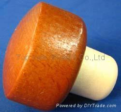 木頭帽瓶塞TBW22.3-45.1-21.7-29-27.2g 1