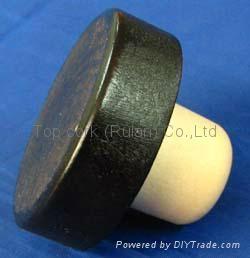 木头帽瓶塞TBW24.3-48.8-21.4-15.1-24.1g 1