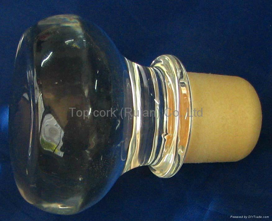 玻璃帽瓶塞 TBGL24-32.4-50.822.2-42.2-140.7g- 1