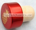 Wine bottle stoppers, bottle stopper, factory directTBE18.5-27.9-15.9-10.1-6.4g 3