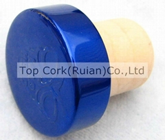 wine bottle stopper, bottle stopper, synthetic cork TBE19.2-30.7-20.4-10.7-7.6g
