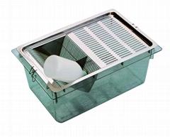 透明大鼠實驗飼養籠