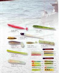 Soft Lure,Soft Worm,Fishing Lure