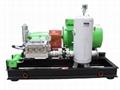 1800Bar 德国卡玛特超高压水泵