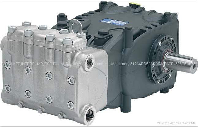 38L/min500BAR高压柱塞泵