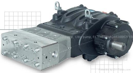 26L/min1500Bar高压柱塞泵