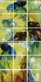 抽象油画 4 100x100c