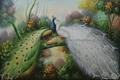 风景油画4