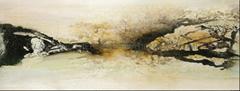 抽象畫5-土地
