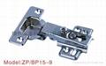 Door handle,central glass door lock,stair handle,hinges 1