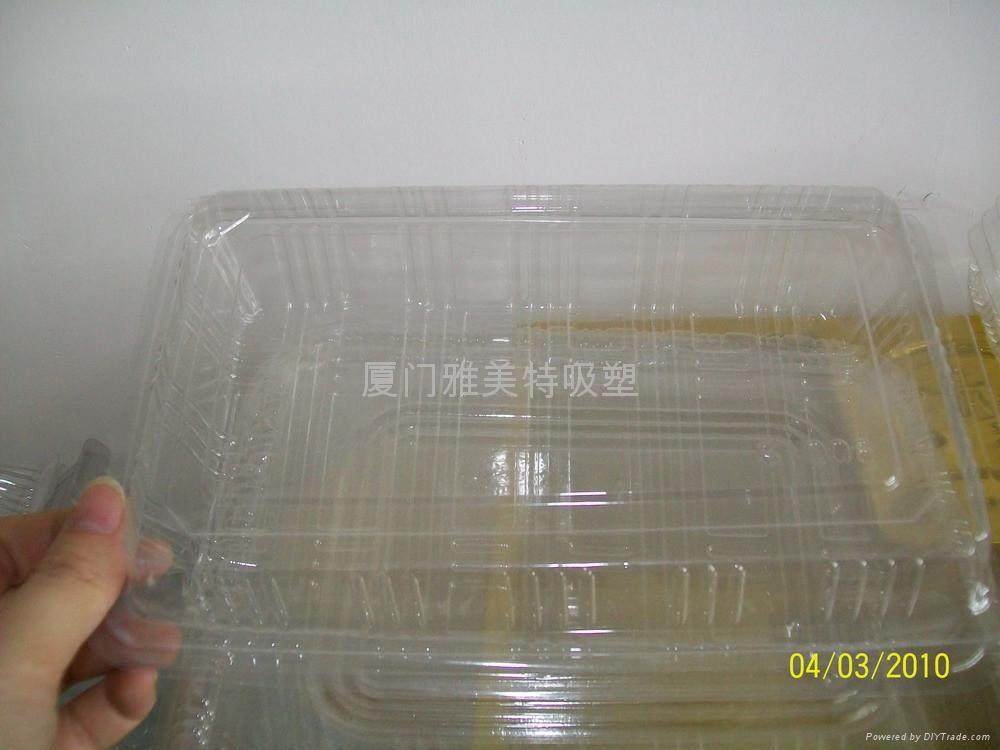 塑料吸塑托盤 2