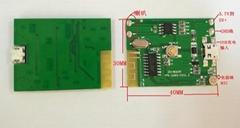 5V5W藍牙5.0TWS對箱功放板5.0藍牙TWS對箱藍牙模塊TWS功放板