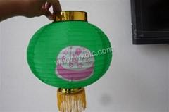 圆韩式灯笼