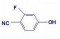 3-fluoro-4-cyanophenol