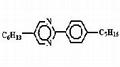 2-(4'-heptylphenyl)-5-hexyl pyramidine
