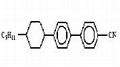 4-trans-n-pentyl cyclohexyl biphenylcarbonitrile