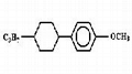 4-trans(4-n- propoyl- cyclohexyl) methoxybenzene