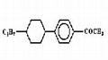4-trans(4-n-propoyl cyclohexyl) acetophenone