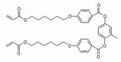 1,4-雙-[4-(6-丙烯酰氧基己氧基)苯甲酰氧基]-2-