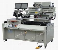 触摸屏专用全自动丝印机