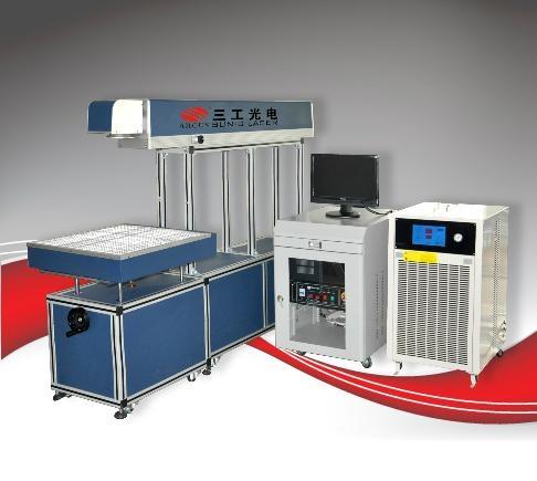 CO2激光打標機 1