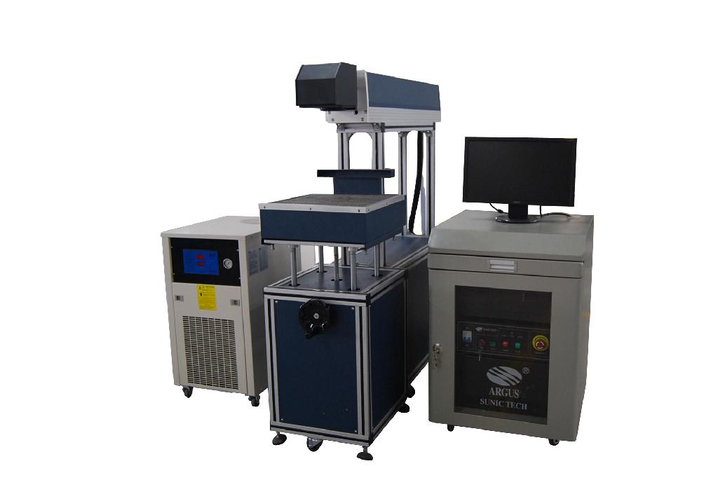 CO2激光打標機 4