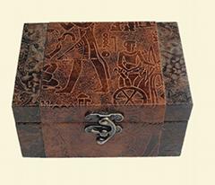 皮盒,木盒
